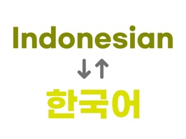 Learn korean and Indonesian with iMessage stickers