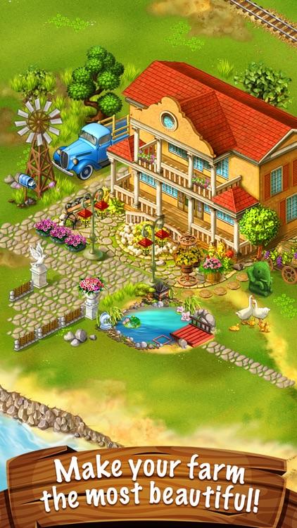 Jane's Farm: farming business screenshot-0
