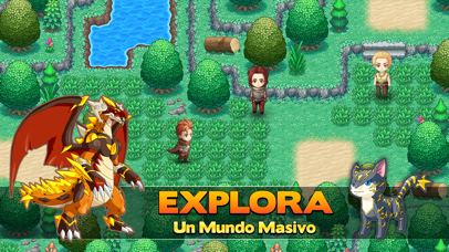 Screenshot for Neo Monsters in Peru App Store