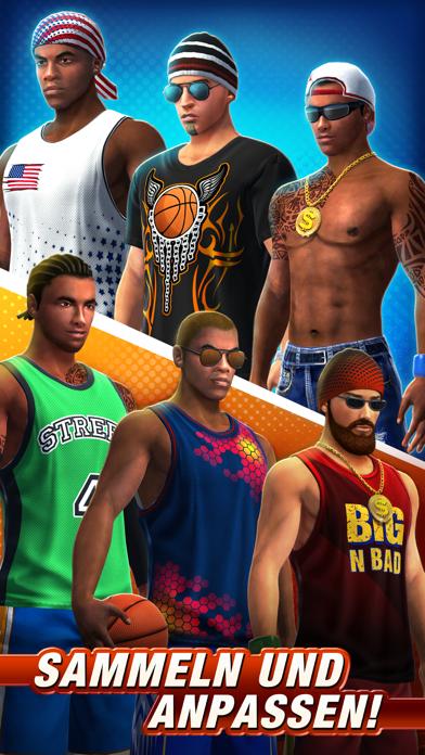 Herunterladen Basketball Stars™ für Android