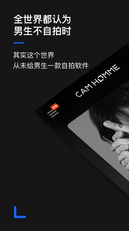 CAM HOMME-Men's Selfie Camera