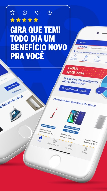 Casas Bahia - Ofertas Online
