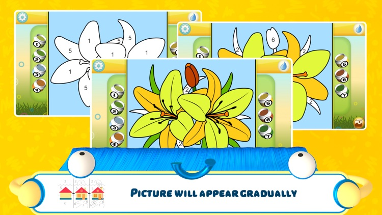 Color by Numbers - Flowers screenshot-4