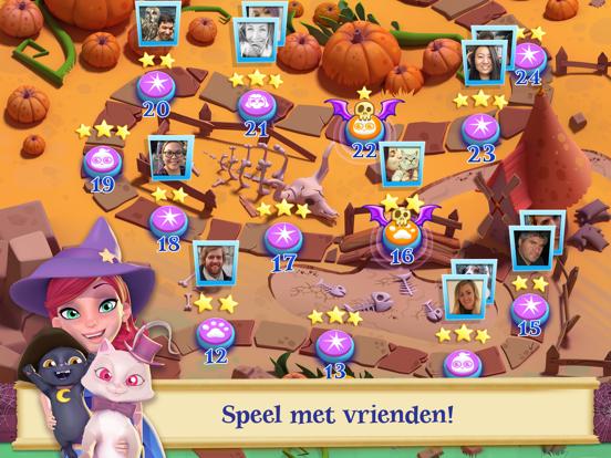 Bubble Witch 2 Saga iPad app afbeelding 4