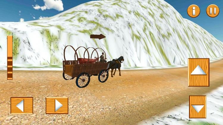 My Horse Buggy Transportation screenshot-4