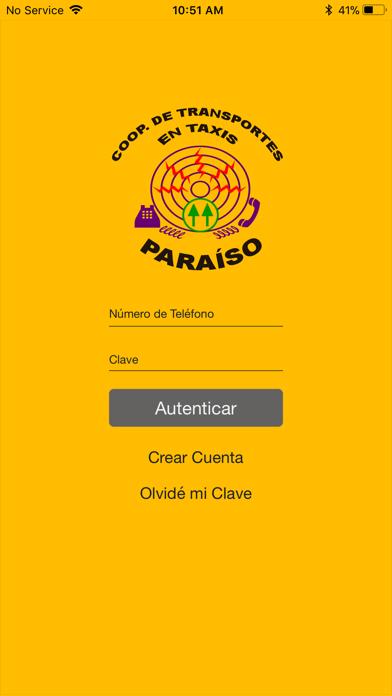 Taxi ParaisoCaptura de pantalla de1