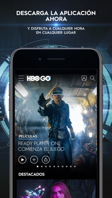 Screenshot for HBO GO ® in Peru App Store