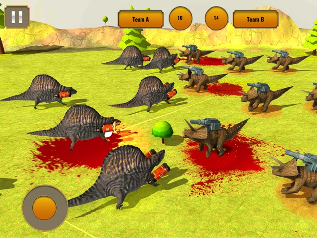 Con thú Animal Trận Simulator