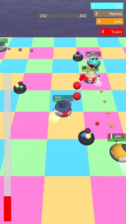 Clash Of Balls.io screenshot-4