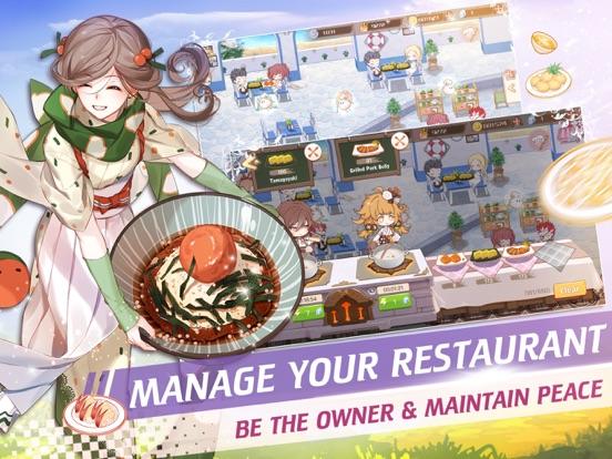Food Fantasy-ipad-1
