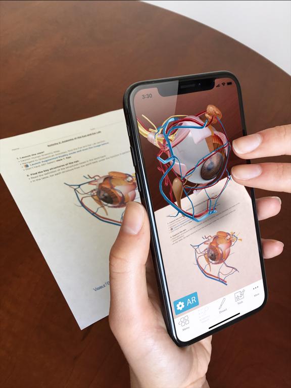 Human Anatomy Atlas 2021 ipad ekran görüntüleri