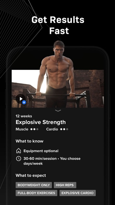 Freeletics: Workout & Fitness