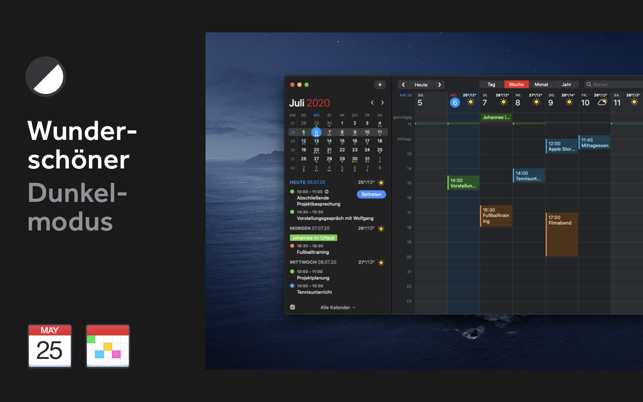 ‎Fantastical - Calendar & Tasks Screenshot
