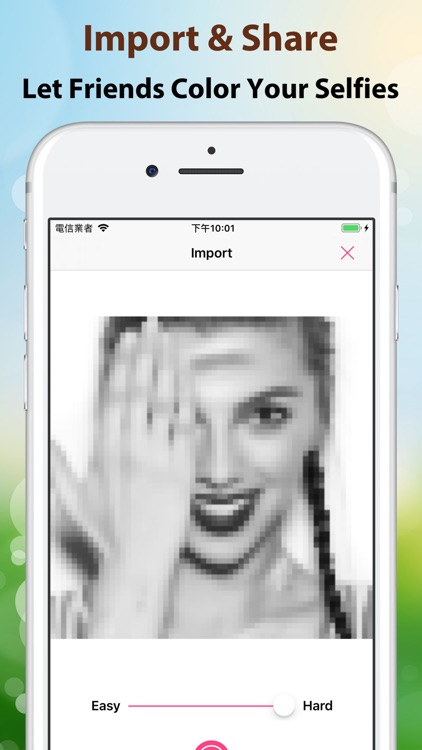 Pixel4u: Color By Number Game screenshot-0
