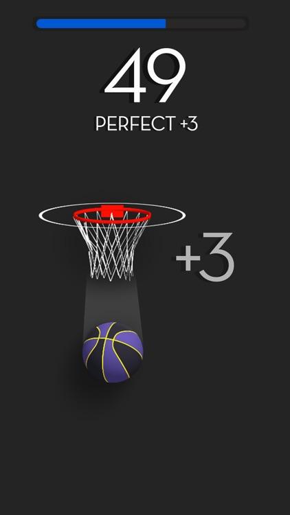 Dunk Stroke - 3D Pocket Basket