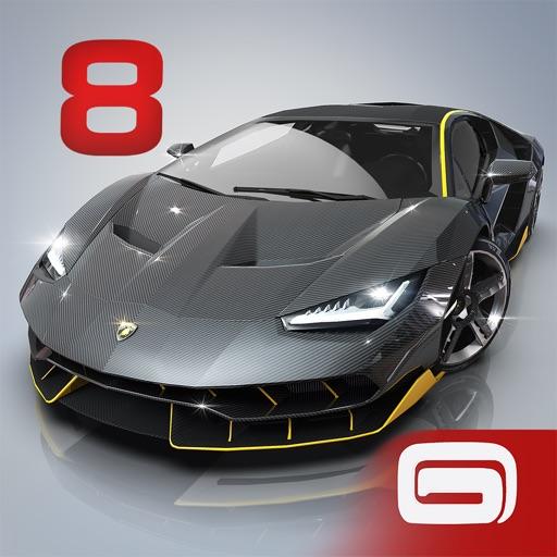Asphalt 8: Airborne iOS App