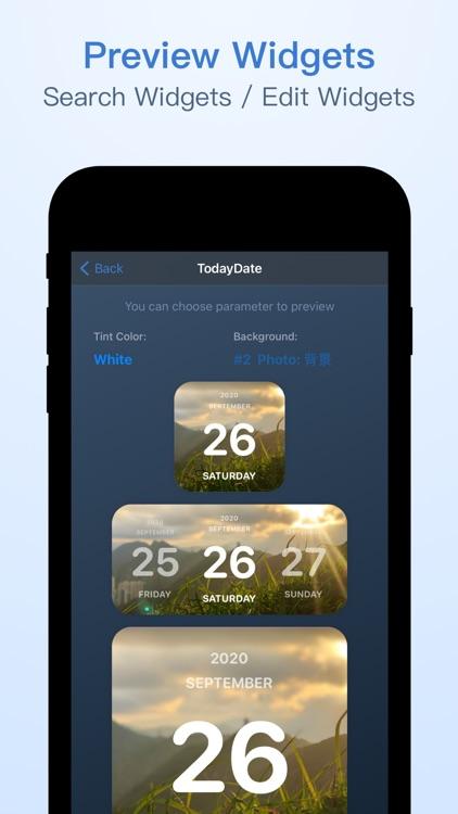 OneWidget - Widgets in One App screenshot-6