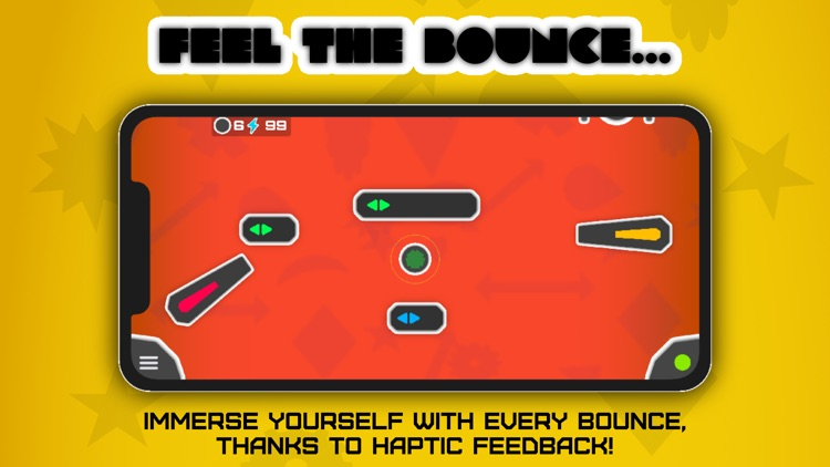 Bounce King : The Puzzle screenshot-3