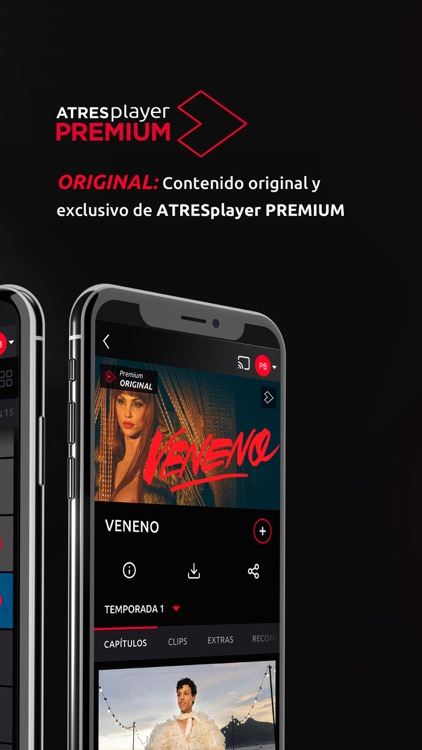 ATRESplayer. Series y Noticias screenshot-5