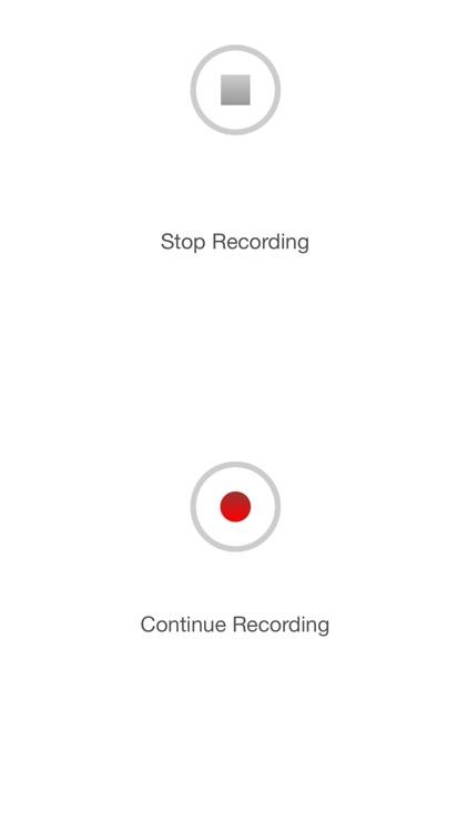 Voice Recorder , voice memo screenshot-7