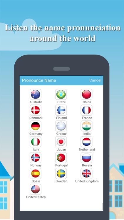 Baby Name Together PRO screenshot-6