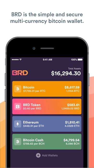 Download BRD - bitcoin wallet for Pc