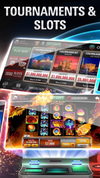 PokerStars Play – Texas Holdem screenshot-5