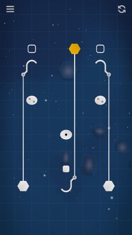 SiNKR: A minimalist puzzle screenshot-3