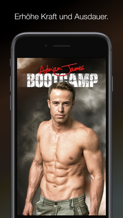 Adrian James: Bootcamp (DE)のおすすめ画像1