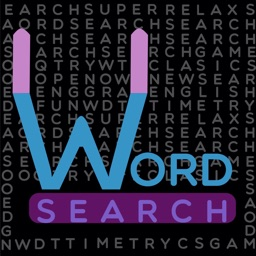 Word Seek: find hidden words