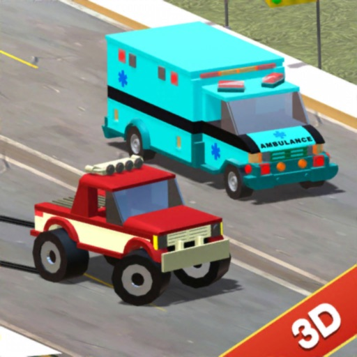 Toy Car : Traffic Racer