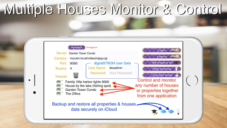 HOS Smart Home Operator Live screenshot-9