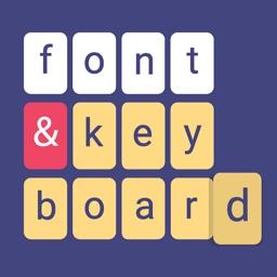 Font&Keyboard - Your Keyboard!