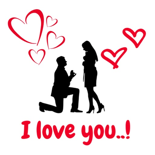 Happy Valentine's Day Emoji