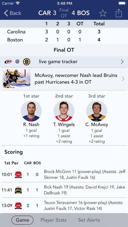 Sports Alerts screenshot-9