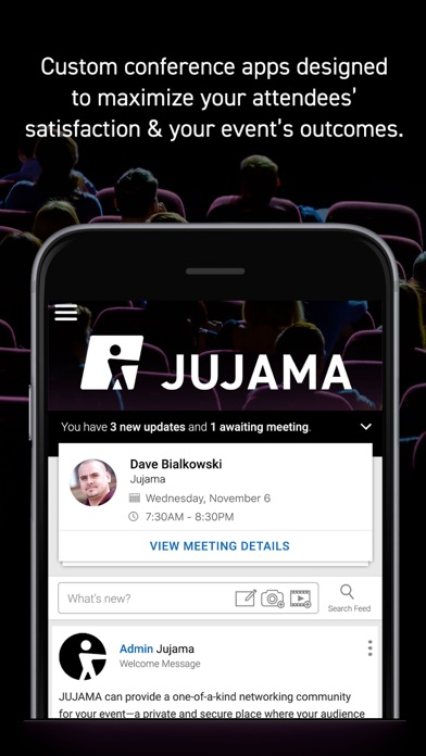 Jujama Connect screenshot one