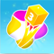 App Icon for Paper.io 3D App in United States IOS App Store