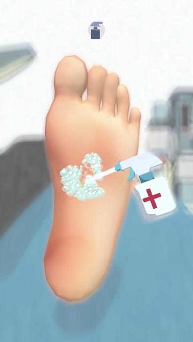 Foot Clinic - ASMR Feet Care screenshot 7