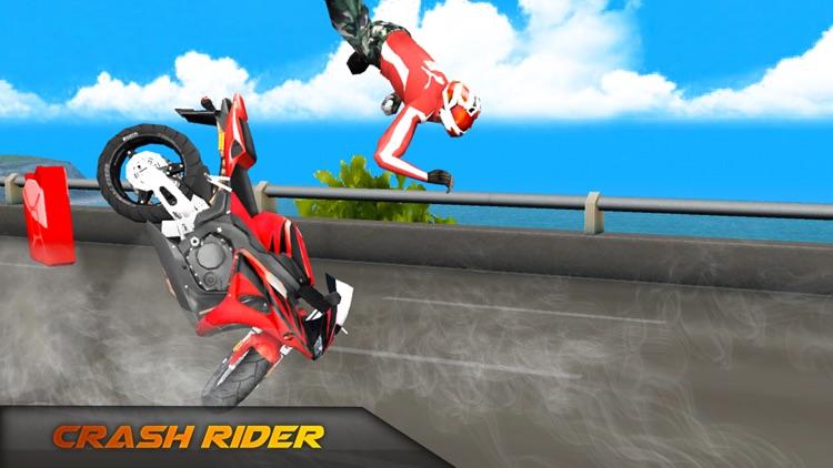 Highway Motorcycle Racing screenshot-6