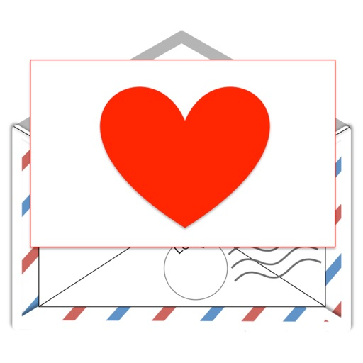 love letters stickers