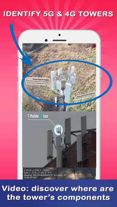 点击获取EMF Cell Towers Detector