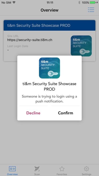 ti&m Secure Web screenshot-3