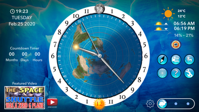 Flat Earth Sun, Moon & Zodiacのおすすめ画像1