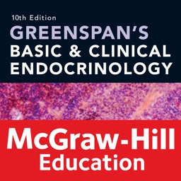 Greenspan's Endocrinology 10/E