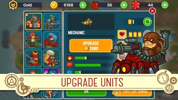 Steampunk Defense screenshot-4