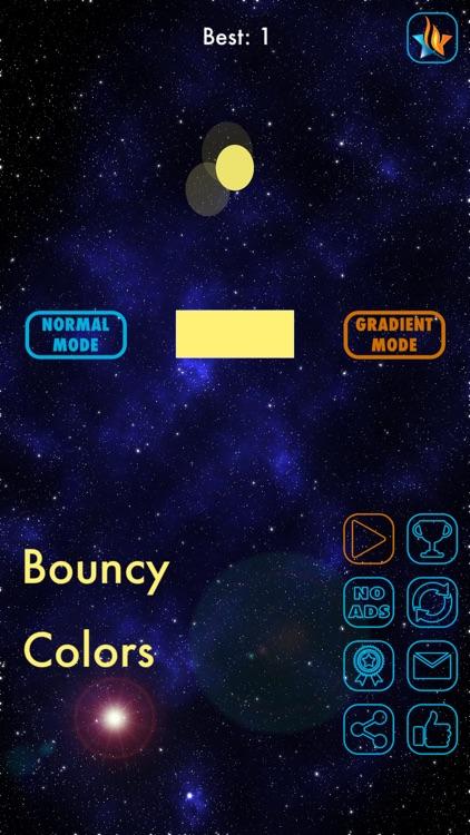 Bouncy Colors screenshot-0