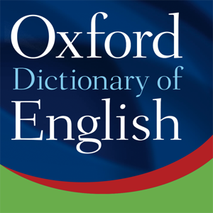 Oxford Dictionary of English ios app