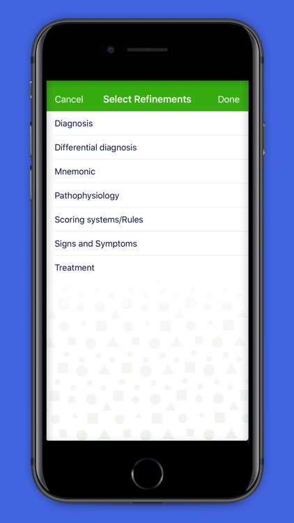 Algomed - Med Algorithms screenshot-3