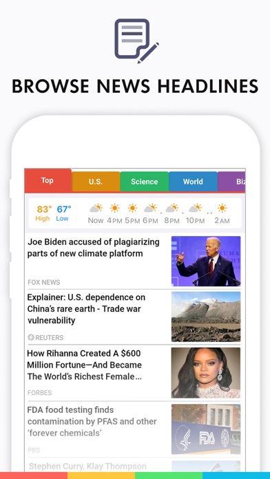 messages.download SmartNews: Local Breaking News software