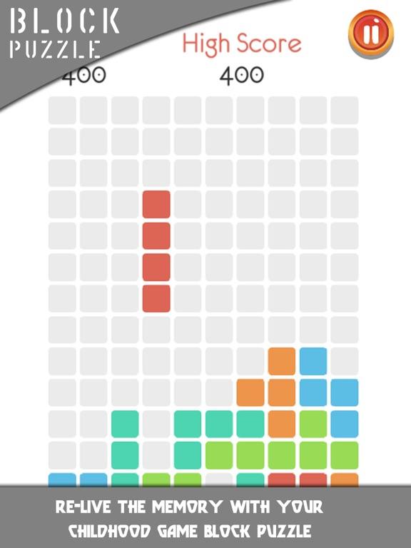 Blocks Puzzle 2019 screenshot 8